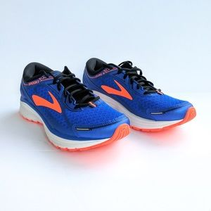 NEW! Brooks Aduro 5 Mens Running Shoes Size 9 Blue